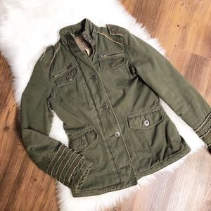 BB Dakota Lightweight Cotton Jacket Small